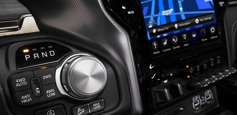 2019 Ram 1500 Limited Dashboard Interior
