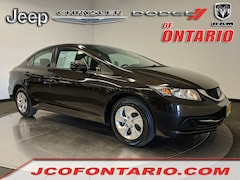 Used 2013 Honda Civic LX Auto LX for sale in Ontario, CA at Oremor Automotive Group