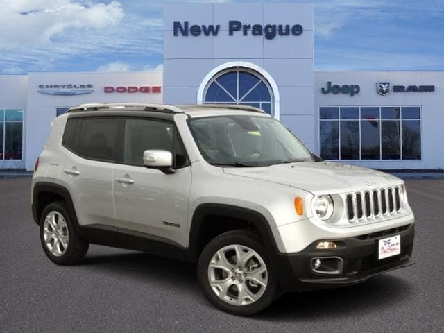 2016 Jeep Renegade LIMITED 4X4 Sport Utility