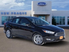 2018 Ford Focus Titanium Sedan