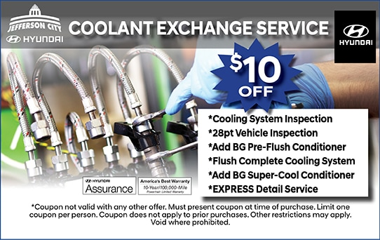 Coolant Exchange