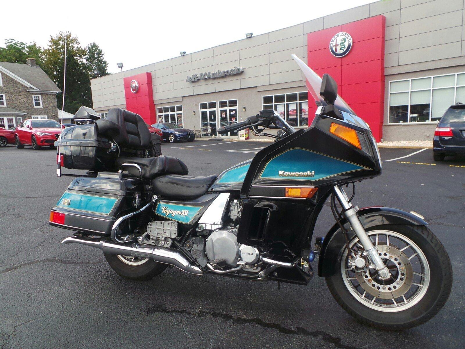 1993 Kawasaki