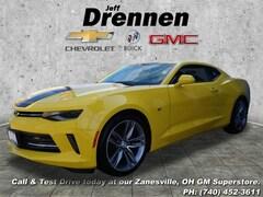2018 Chevrolet Camaro 2LT Coupe