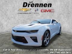 2018 Chevrolet Camaro 1SS Convertible
