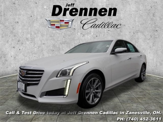 New 2018 CADILLAC CTS For Sale | Zanesville OH