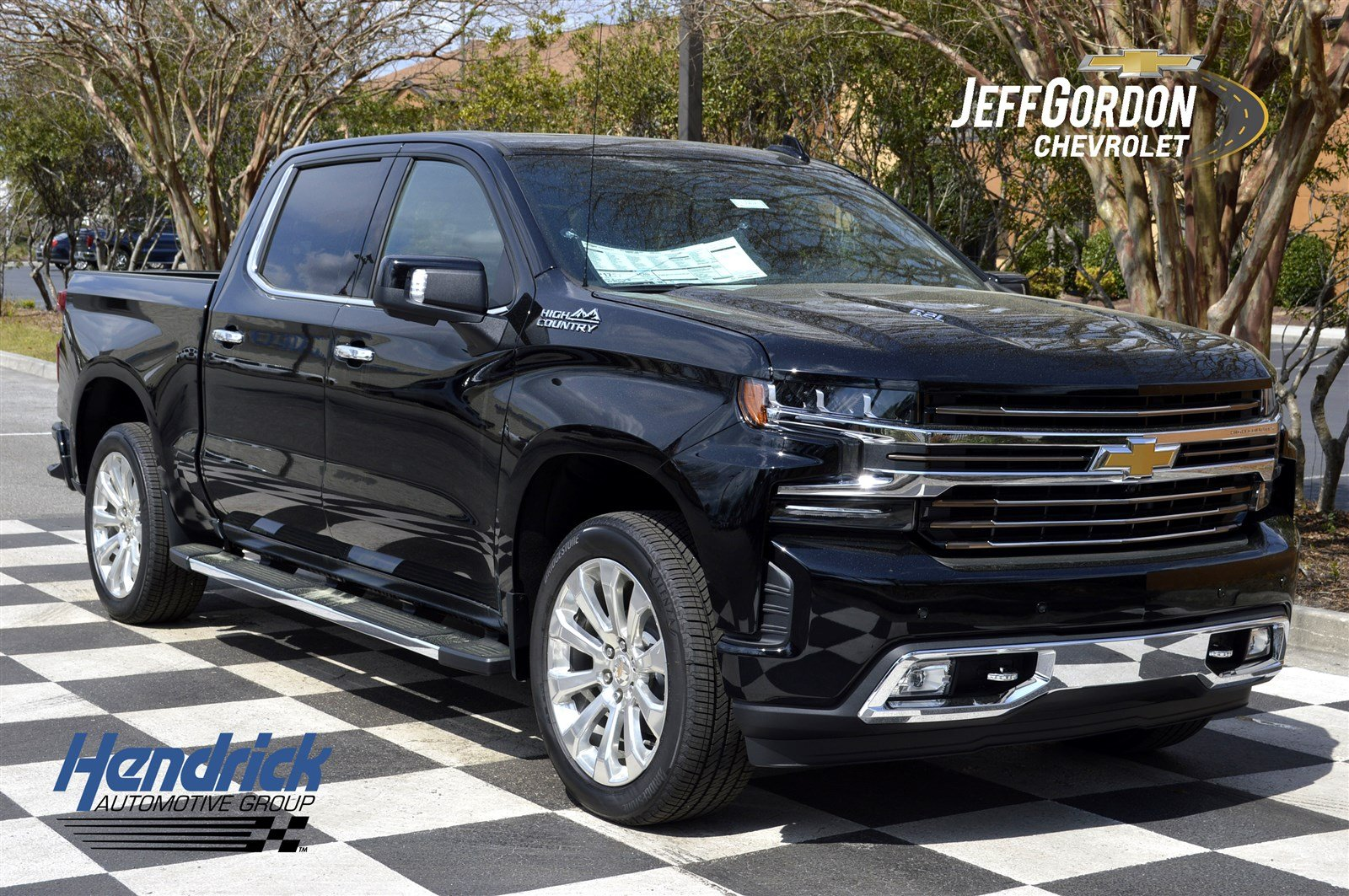 2019 Chevrolet Silverado 1500 High Country Pickup