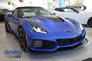 2019 Chevrolet Corvette ZR1 3ZR Convertible