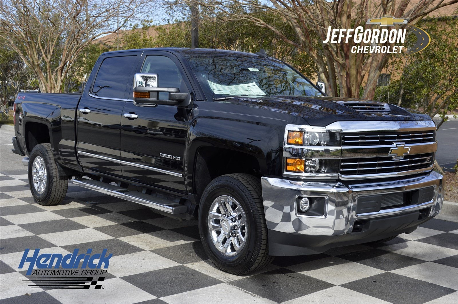 2019 Chevrolet Silverado 2500HD LTZ Pickup