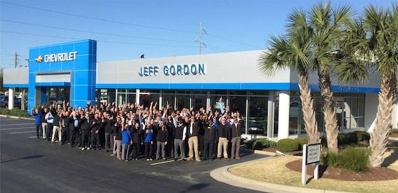 About Jeff Gordon Chevrolet Jeff Gordon Chevrolet