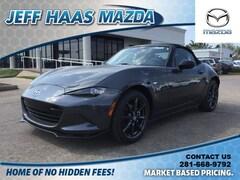 2017 Mazda Mazda MX-5 Miata Club Convertible