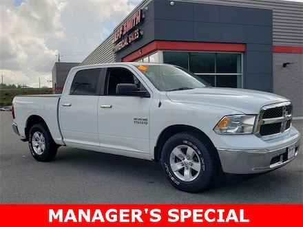 Featured Pre Owned 2017 Ram 1500 SLT Truck for sale near you in Perry, GA