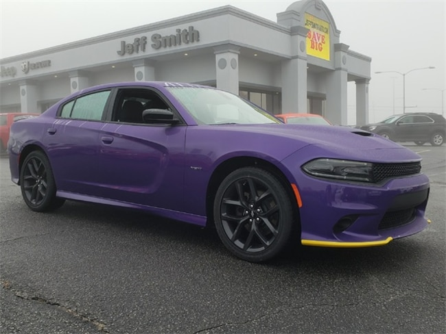 New 2019 Dodge Charger R/T RWD Sedan in Perry, GA