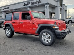 New 2018 Jeep Wrangler UNLIMITED SPORT S 4X4 Sport Utility in Perry GA