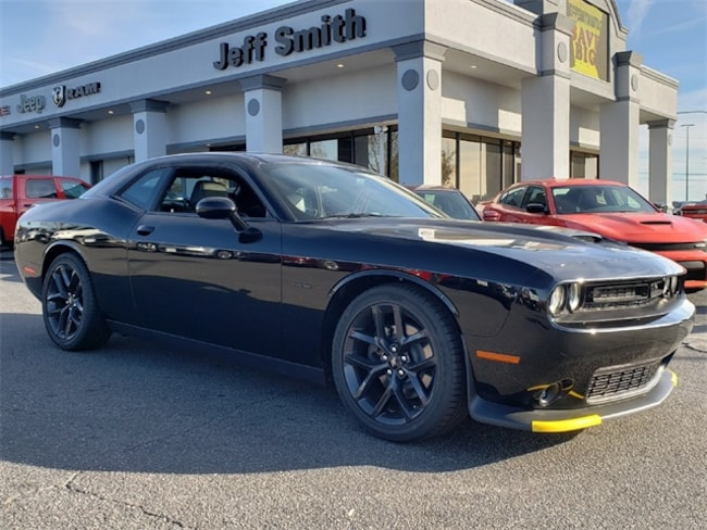 New 2019 Dodge Challenger R/T Coupe in Perry, GA