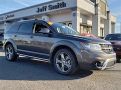 Used 2017 Dodge Journey Crossroad SUV for sale in Perry, GA