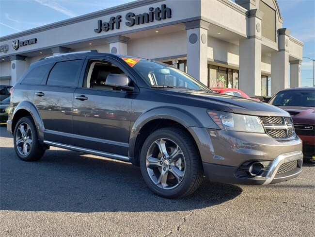 Used 2017 Dodge Journey Crossroad SUV in Perry, GA