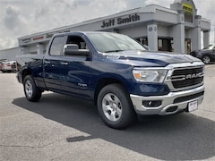 New 2019 Ram 1500 BIG HORN / LONE STAR QUAD CAB 4X2 6'4 BOX Quad Cab in Perry GA