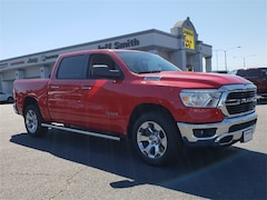 new 2019 Ram 1500 BIG HORN / LONE STAR CREW CAB 4X4 5'7 BOX Crew Cab for sale in Perry, GA