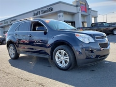 Used 2015 Chevrolet Equinox LT SUV for sale in Perry, GA
