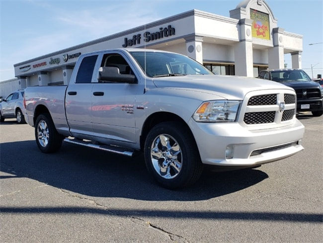 New 2019 Ram 1500 CLASSIC EXPRESS QUAD CAB 4X2 6'4 BOX Quad Cab in Perry, GA