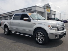 Used 2014 Ford F-150 Lariat Truck for sale in Perry, GA