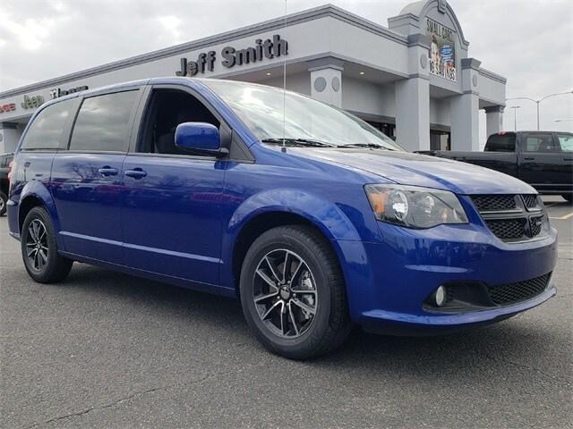 New 2019 Dodge Grand Caravan SE PLUS Passenger Van in Perry GA