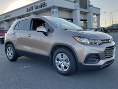 Used 2018 Chevrolet Trax LS SUV for sale in Perry GA