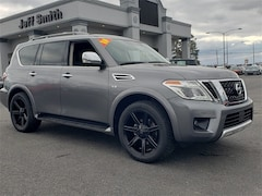 Used 2018 Nissan Armada SL SUV for sale in Perry, GA