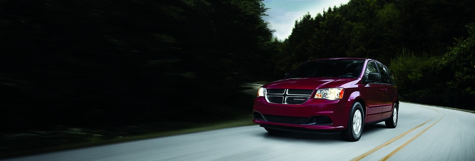 New Dodge Grand Caravan in Georgia