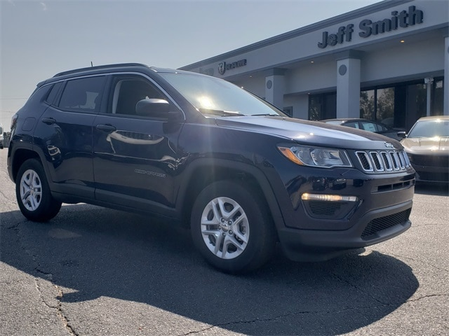 New 2019 Jeep Compass SPORT FWD Sport Utility in Perry GA