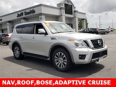 Used 2019 Nissan Armada SL SUV for sale in Perry, GA