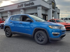 New 2019 Jeep Compass SPORT FWD Sport Utility in Perry, GA