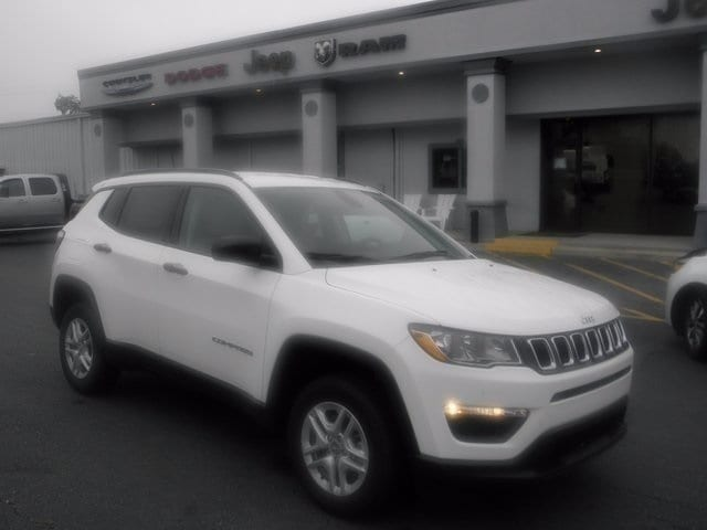 New 2017 Jeep Compass SPORT 4X4 Sport Utility in Perry GA