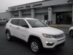 New 2017 Jeep Compass SPORT 4X4 Sport Utility in Perry, GA