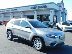 Used 2019 Jeep Cherokee Latitude SUV for sale in Perry GA