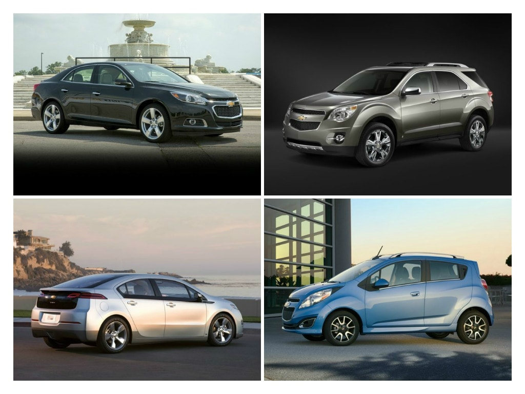 Jeff Smith Chevrolet | Chevy puts 4 vehicles on the IIHS Top Safety ...