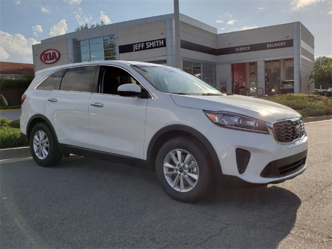 New Kia vehicle 2019 Kia Sorento 3.3L LX SUV for sale near you in Perry, GA