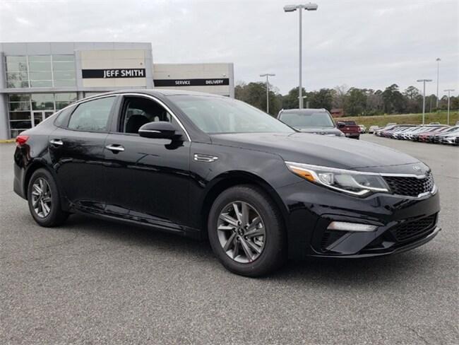 New Kia vehicle 2019 Kia Optima LX Sedan for sale near you in Perry, GA