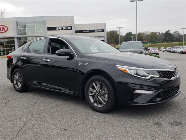 New Kia vehicle 2019 Kia Optima LX Sedan for sale near you in Perry, GA