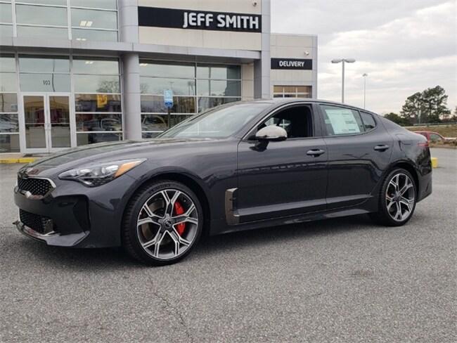 New Kia vehicle 2019 Kia Stinger GT Sedan for sale near you in Perry, GA