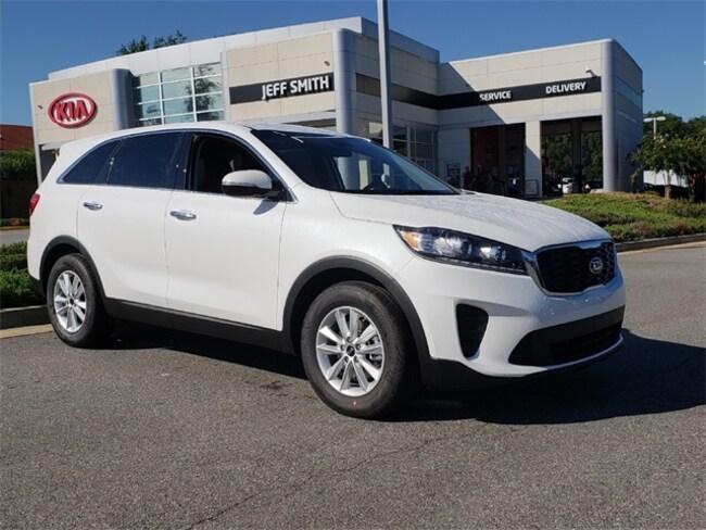 New Kia vehicle 2019 Kia Sorento 3.3L LX SUV for sale near you in Perry, GA