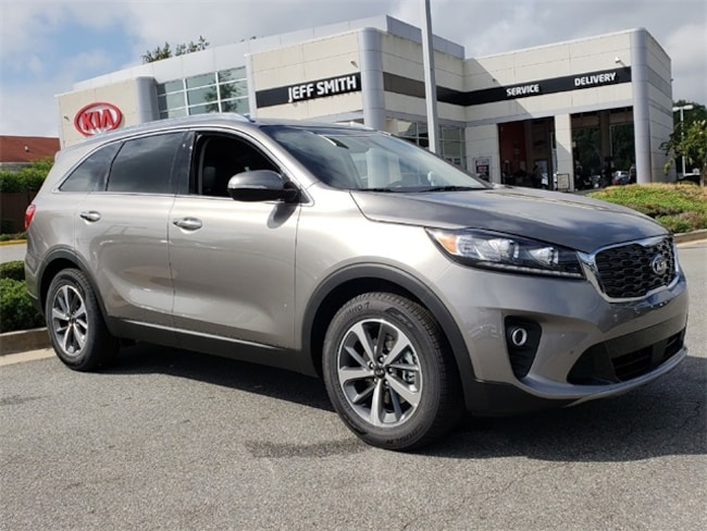 New Kia vehicle 2019 Kia Sorento 3.3L EX SUV for sale near you in Perry, GA