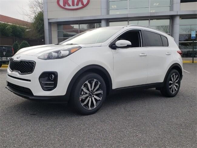 New Kia vehicle 2019 Kia Sportage EX SUV for sale near you in Perry, GA