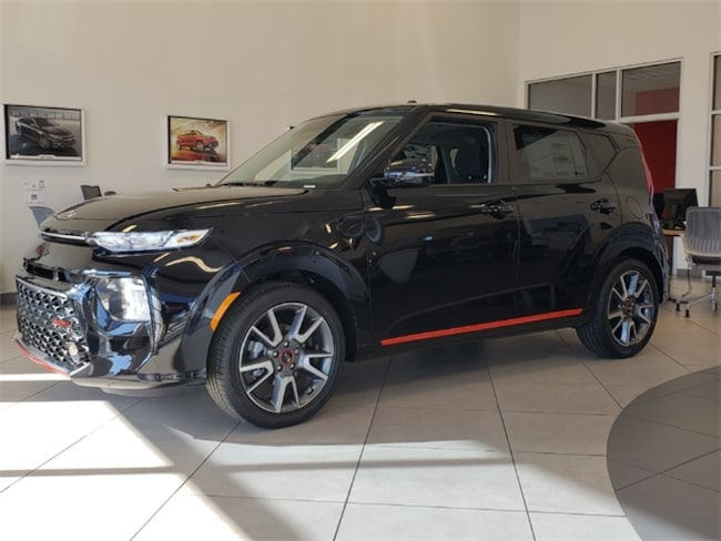 New Kia vehicle 2020 Kia Soul GT-Line 2.0L Hatchback for sale near you in Perry, GA