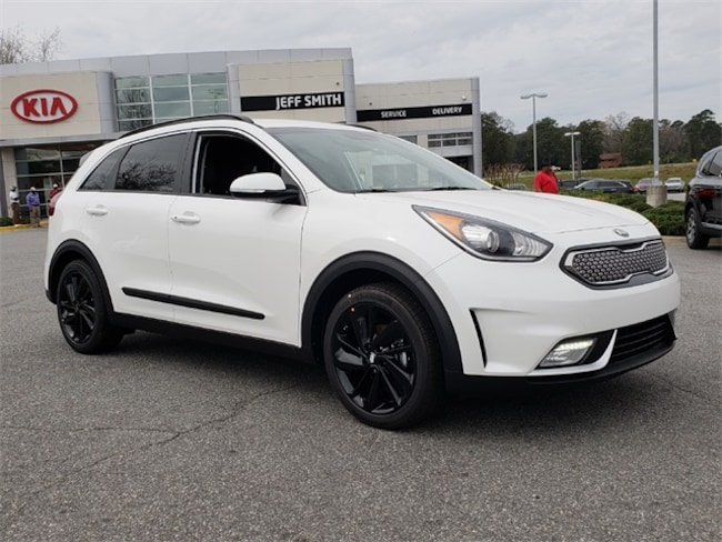 New Kia vehicle 2019 Kia Niro EX SUV for sale near you in Perry, GA