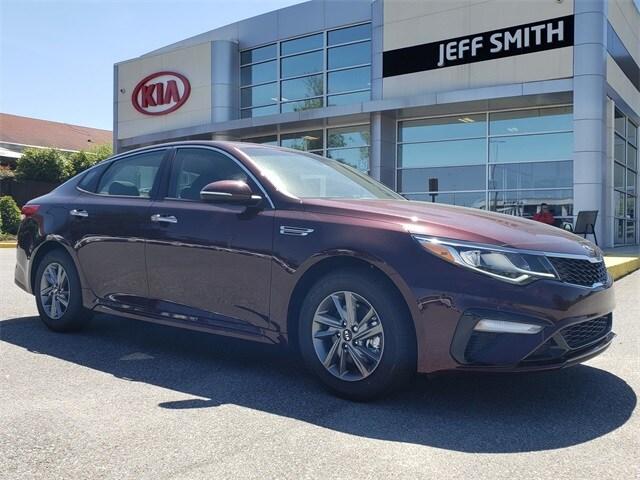 Featured New 2019 Kia Optima LX Sedan for sale near you in Perry, GA