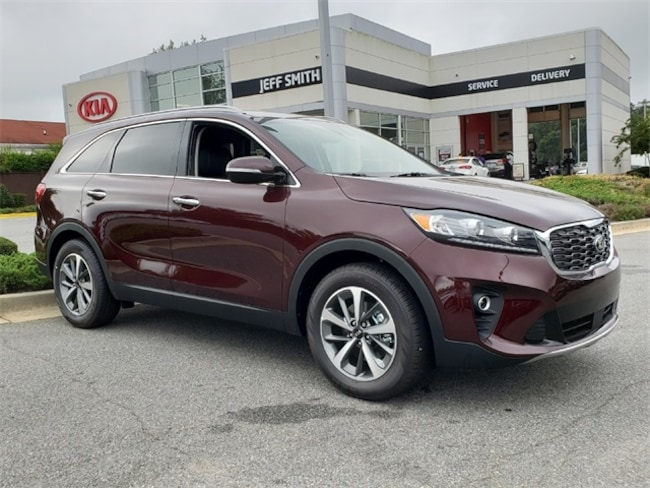 New Kia vehicle 2019 Kia Sorento 3.3L EX SUV for sale near you in Perry, GA