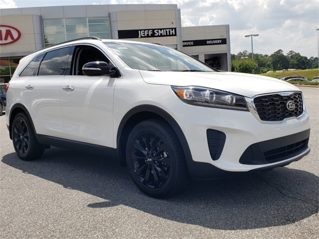 New Kia vehicle 2019 Kia Sorento 3.3L S SUV for sale near you in Perry, GA