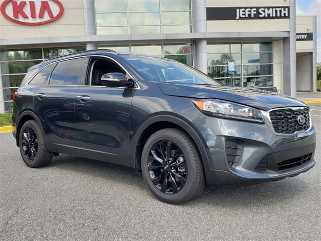 New Kia vehicle 2019 Kia Sorento 3.3L S SUV for sale near you in Perry, GA