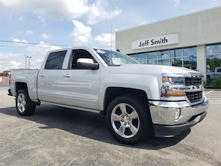 Used 2016 Chevrolet Silverado 1500 LT w/1LT Truck Crew Cab for sale in Warner Robins, GA